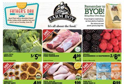 Farm Boy Flyer June 3 to 9