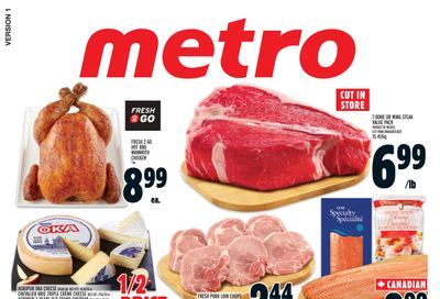 Metro (ON) Flyer June 3 to 9