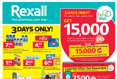 Rexall (ON) Flyer June 4 to 10