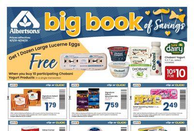 Albertsons (CA, ID, LA, MT, OR, TX, WA) Weekly Ad Flyer June 1 to June 28
