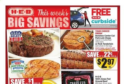 H-E-B (TX) Weekly Ad Flyer June 2 to June 8