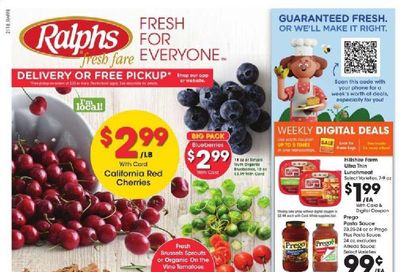 Ralphs fresh fare (MD, NC, VA) Weekly Ad Flyer June 2 to June 8