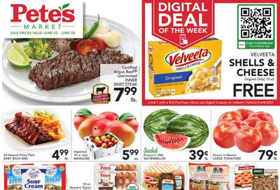 Pete's Fresh Market (IL) Weekly Ad Flyer June 2 to June 8
