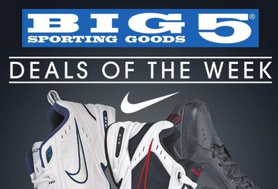 Big 5 (AZ, CA, CO, ID, NM, OR, UT, WA) Weekly Ad Flyer June 1 to June 5