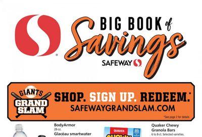 Safeway (AZ, CA, CO, HI, MD, NE, OR, VA, WA) Weekly Ad Flyer June 2 to July 4