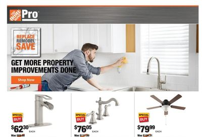 The Home Depot Weekly Ad Flyer May 31 to June 7