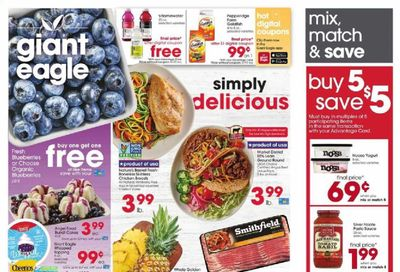 Giant Eagle (OH, PA) Weekly Ad Flyer June 3 to June 9