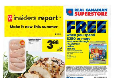 Real Canadian Superstore (ON) Flyer June 3 to 9