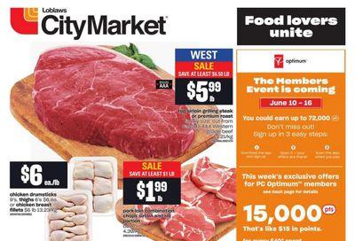 Loblaws City Market (West) Flyer June 3 to 9