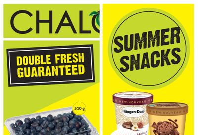 Chalo! FreshCo (West) Flyer June 3 to 9
