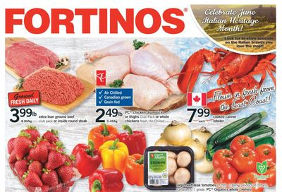 Fortinos Flyer June 3 to 9
