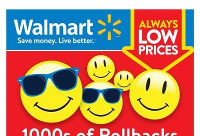 Walmart (West) Flyer June 3 to 9