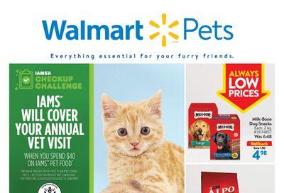 Walmart Pets Flyer June 3 to 16