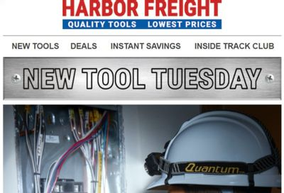 Harbor Freight Weekly Ad Flyer June 2 to June 9