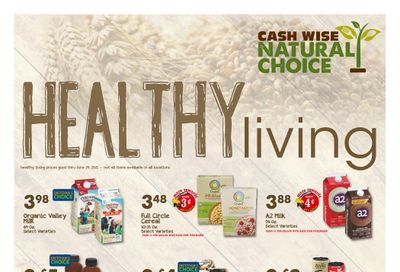 Cash Wise (MN, ND) Weekly Ad Flyer June 2 to June 29