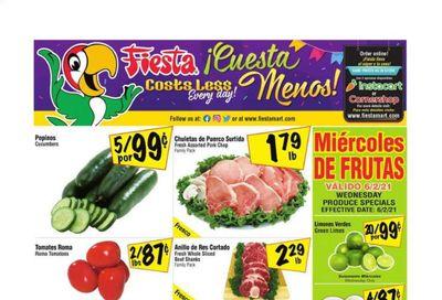 Fiesta Mart (TX) Weekly Ad Flyer June 2 to June 8