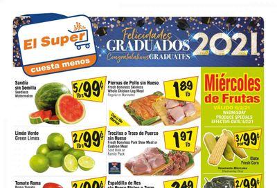 El Super (CA, NM, NV, TX) Weekly Ad Flyer June 2 to June 8