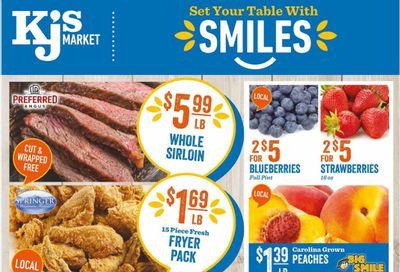 KJ´s Market (GA, SC) Weekly Ad Flyer June 2 to June 8