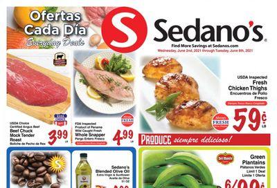 Sedano's (FL) Weekly Ad Flyer June 2 to June 8