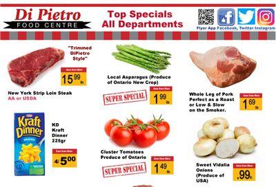 Di Pietro Food Centre Flyer June 3 to 9