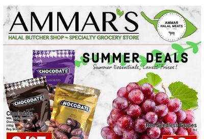 Ammar's Halal Meats Flyer June 3 to 9