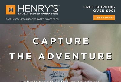 Henry's Flyer June 4 to 10