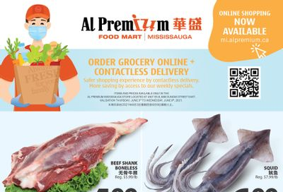 Al Premium Food Mart (Mississauga) Flyer June 3 to 9