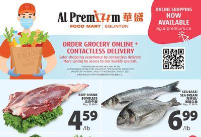 Al Premium Food Mart (Eglinton Ave.) Flyer June 3 to 9