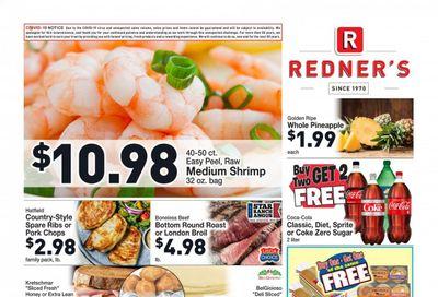 Redner's Markets (DE, MD, PA) Weekly Ad Flyer June 3 to June 9