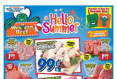 Western Beef (FL, NY) Weekly Ad Flyer June 3 to June 9