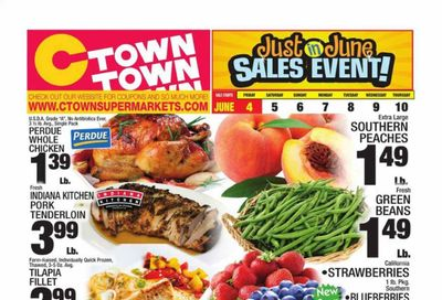 C-Town (CT, FL, MA, NJ, NY, PA) Weekly Ad Flyer June 4 to June 10