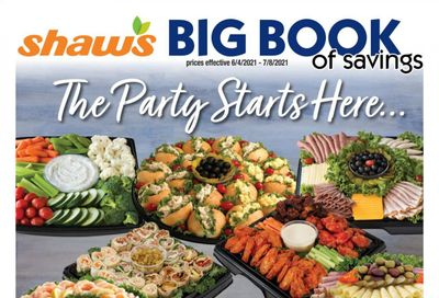Shaw's (MA, ME, NH, RI, VT) Weekly Ad Flyer June 4 to July 8