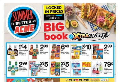 ACME (DE, NJ, NY, PA) Weekly Ad Flyer June 4 to July 8