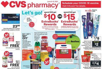 CVS Pharmacy Weekly Ad Flyer June 6 to June 12