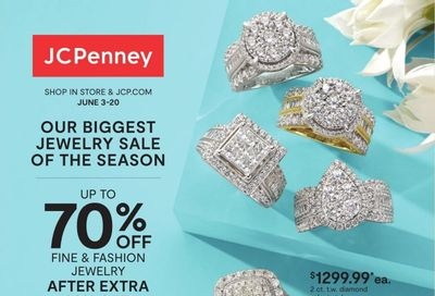 JCPenney Weekly Ad Flyer June 3 to June 20