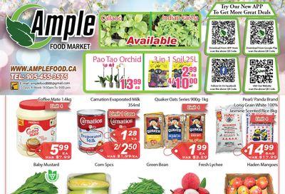 Ample Food Market (Brampton) Flyer June 4 to 10