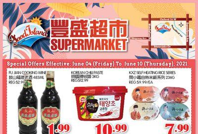 Food Island Supermarket Flyer June 4 to 10