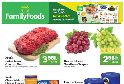 Family Foods Flyer June 4 to 10