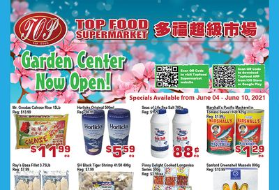 Top Food Supermarket Flyer June 4 to 10
