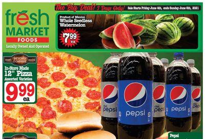 Fresh Market Foods Flyer June 4 to 10