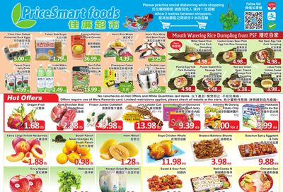PriceSmart Foods Flyer June 3 to 9