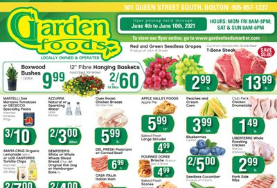 Garden Foods Flyer June 4 to 10