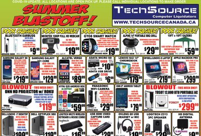 TechSource Flyer June 4 to July 1