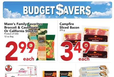 Buy-Low Foods Budget Savers Flyer May 23 to June 26