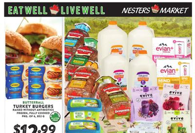 Nesters Market Eat Well Live Well Monthly Flyer May 23 to June 26