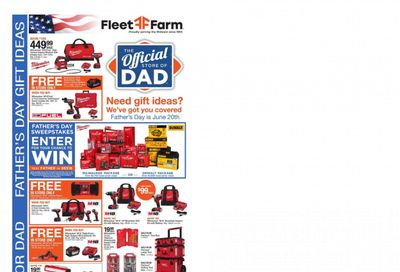 Fleet Farm (IA, MN, ND, WI) Weekly Ad Flyer June 4 to June 19