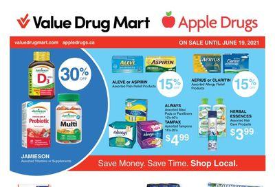 Apple Drugs Flyer June 6 to 19