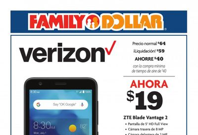Family Dollar Weekly Ad Flyer June 1 to June 30