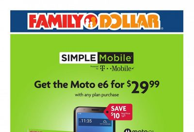 Family Dollar Weekly Ad Flyer June 1 to July 31