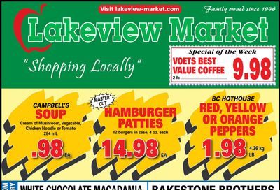 Lakeview Market Flyer June 7 to 13